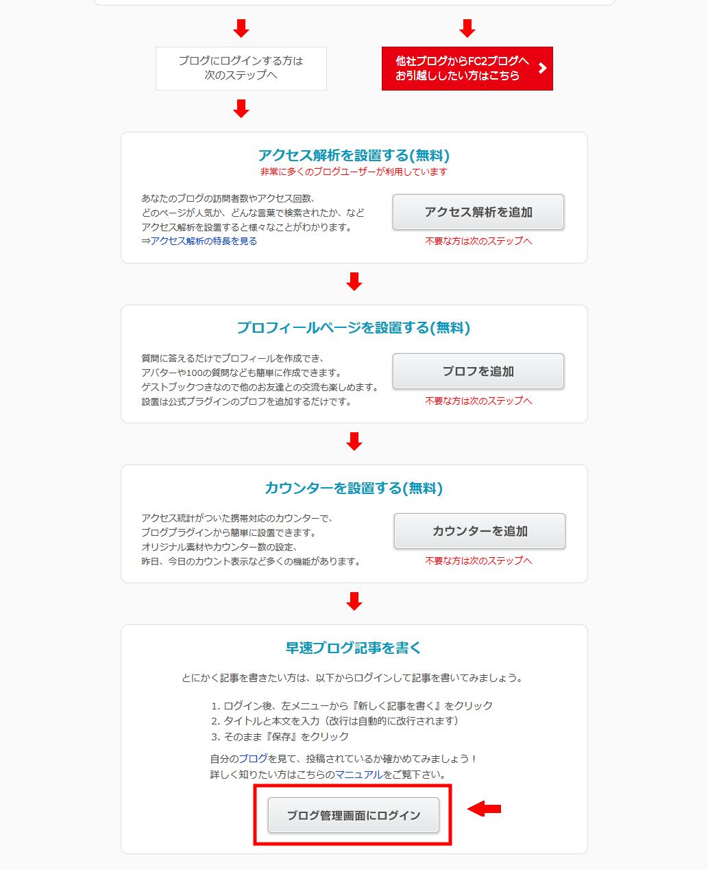 FC2ブログ初心者がやるべき設定3 (8)