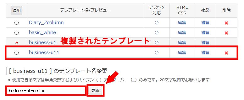 FC2ブログのページの先頭へ戻るボタンを作る方法3 (3)