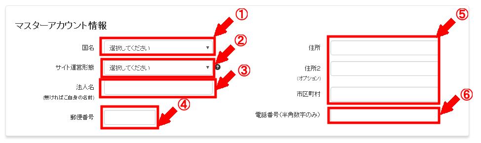 LinkShareの無料会員登録の仕方3 (3)