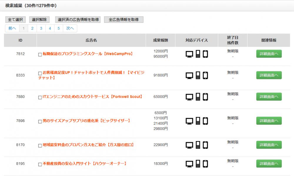FC2ブログのサイドバーにLink-Aのテキスト広告を貼る方法3 (17)